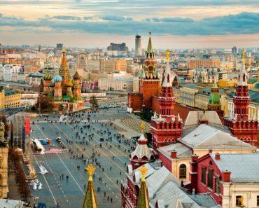 Підбірка фотографій: Красиві види столиць світу