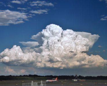 45 цікавих фактів про хмари