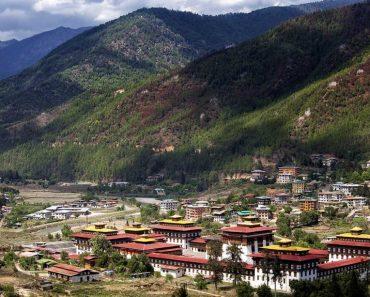 50 цікавих фактів про Бутан