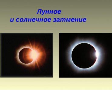 50 цікавих фактів про Сонячне і Місячне затемнення