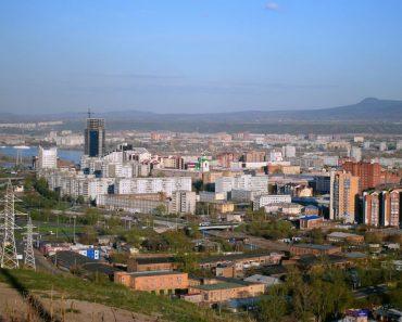 50 цікавих фактів про Красноярськ