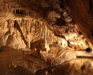 50 цікавих фактів про печери планети