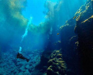 35 цікавих фактів про підводні гори
