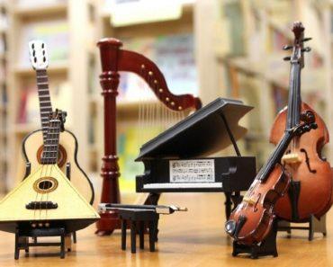 35 цікавих фактів про музичні інструменти