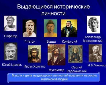 45 цікавих та неймовірних фактів про історичних осіб і події