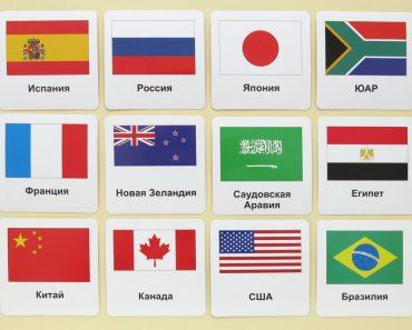 50 цікавих фактів про прапори країн світу