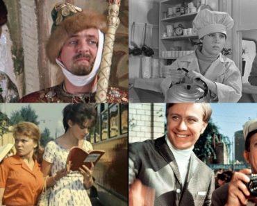 50 цікавих фактів про радянські кінофільми
