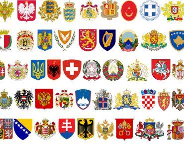 50 цікавих фактів про герольди, геральдики та різних гербах