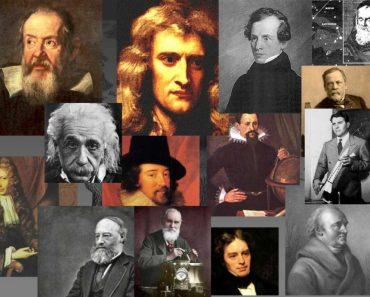 50 цікавих і кумедних фактів із життя знаменитих учених