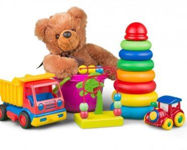 50 цікавих фактів про іграшки