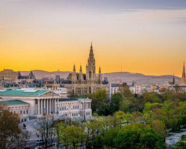 45 цікавих фактів про Відень