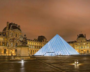 50 цікавих фактів про Лувр