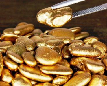 50 цікавих фактів про золото