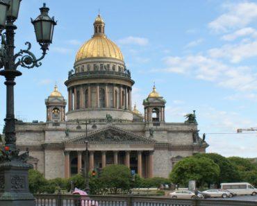 35 цікавих фактів про Санкт-Петербург