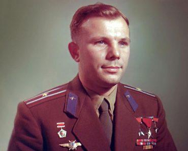 45 цікавих фактів про Юрія Гагаріна
