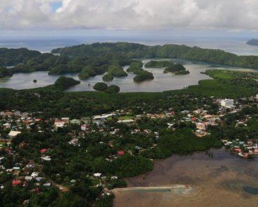 50 цікавих фактів про країну Палау