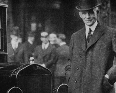 Цікаві факти про Генрі Форда