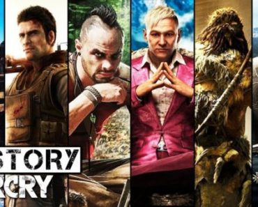 Цікаві факти про серії ігор Far Cry