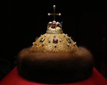 Цікаві факти про шапку Мономаха