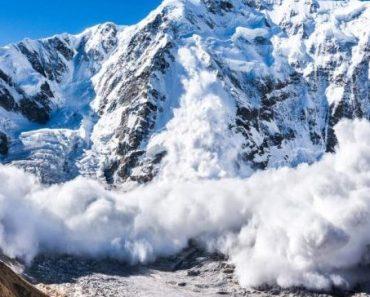 Цікаві факти про снігові лавини