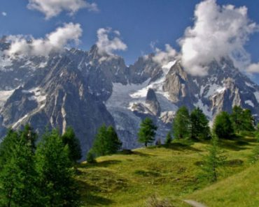 Цікаві факти про Альпи