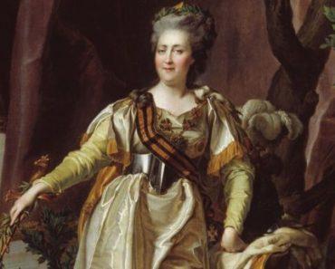 Цікаві факти про Катерину II