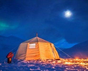 Цікаві факти про полярні дні і ночі