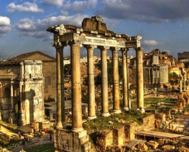 Цікаві факти про Стародавній Рим
