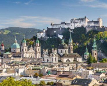 Цікаві факти про Зальцбург