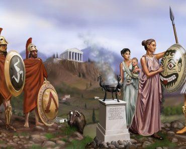 Цікаві факти про Стародавню Спарту
