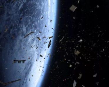 Цікаві факти про космічне сміття