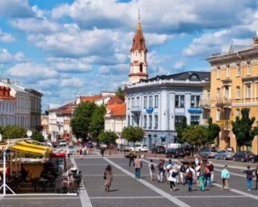 Цікаві факти про Вільнюс