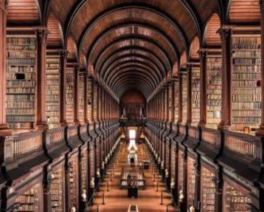Цікаві факти про бібліотеки світу