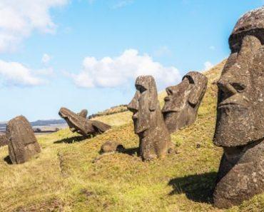 60 цікавих фактів про острів Пасхи