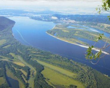 Цікаві факти про річку Волга
