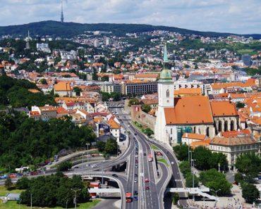 50 цікавих фактів про Братиславу