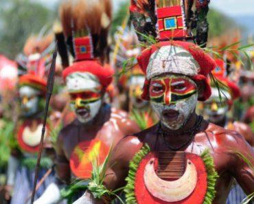 Цікаві факти про Папуа-Нову Гвінею