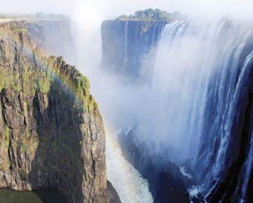Цікаві факти про водоспад Вікторія