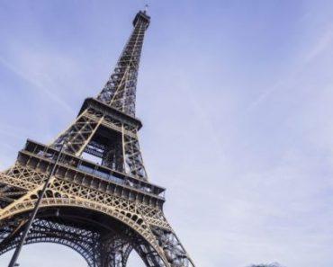 Цікаві факти про Ейфелеву вежу