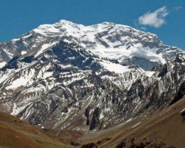 Цікаві факти про гору Аконкагуа