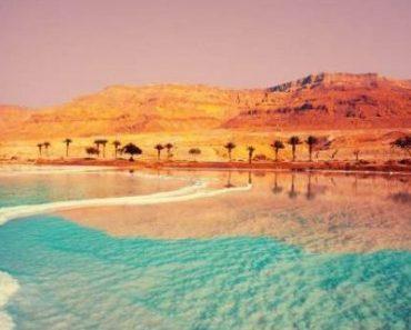 50 цікавих фактів про Мертве море