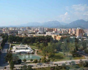 60 цікавих фактів про місто Тирана