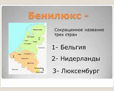 50 цікавих фактів про країни Бенілюкс