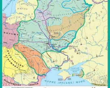 38 цікавих фактів про Київську Русь