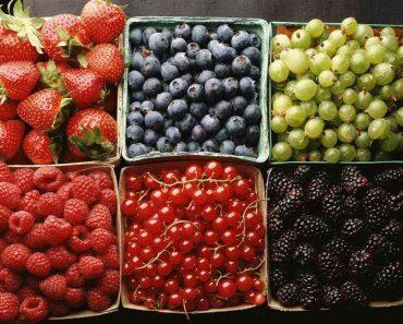 50 цікавих фактів про різні ягоди